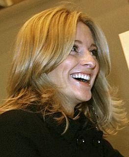 Gabby Logan British gymnast, television and radio presenter