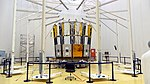 Gaia construcción de la sonda espacial en la Agencia Especial Europea.jpg
