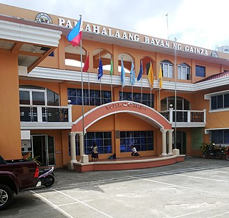Gainza, Camarines Sur - Municipal Hall