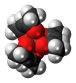 Gallium acetylacetonate complex spacefill.png