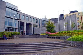 Galway County Hall - Áras Chontae na Gaillimhe - geograph.org.uk - 906462