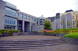 County Galway - Galway County Hall, Galway City.