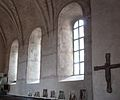 Gamla Uppsala parish church - old windows from inside.jpg