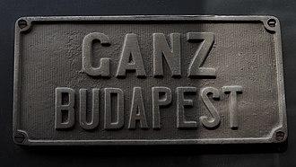 Ganz Works - Image: Ganz Budapest