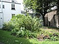 Garden opposite St Peter and St Mary, Barnstaple - geograph.org.uk - 936651.jpg