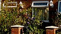 Garden with flowers on Broadfield Road, Moss Side, Manchester - panoramio.jpg