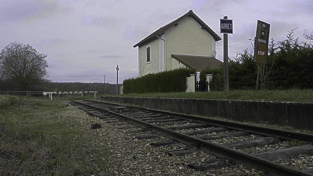 Gare de Neuvy