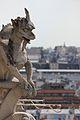 Gargoyle 2, Notre-Dame de Paris, June 2014.jpg