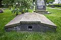 Gartenfriedhof cemetery Marienstrasse Hanover Germany unknown grave 02.jpg