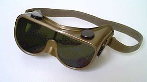 Welding goggles - Simple gas welding goggles