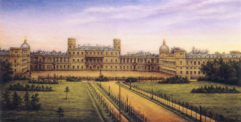 File:Gatchina palace. Painted porcelain.jpg