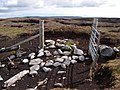 Gate onto Sandwater Hill - geograph.org.uk - 1452762.jpg