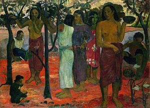 Nave Nave Mahana - Image: Gauguin Nave nave mahana Lyon