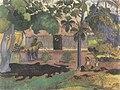 Gauguin 1891 Te fare maori.jpg