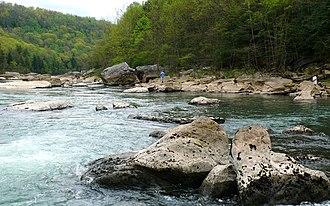 Gauley River - Image: Gauley River 27527 2