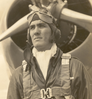 George Bray McMillan USAAF fighter pilot