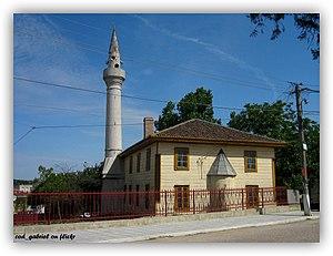 Măcin - Image: Geamia din Măcin Măcin Mosque, Romania