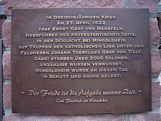Battle of Mingolsheim battle