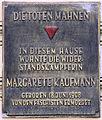 Gedenktafel Linienstr 154a Margarete Kaufmann.JPG