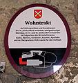 Gedenktafel Schloßberg (Quedlinburg) Wohntrakt.jpg