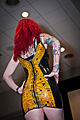 Geek Fashion Show 2013 - DameFatale by Annissë Designs - GuroKoneko (8844812779).jpg