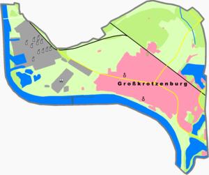 Großkrotzenburg - Image: Gemeinde Großkrotzenburg