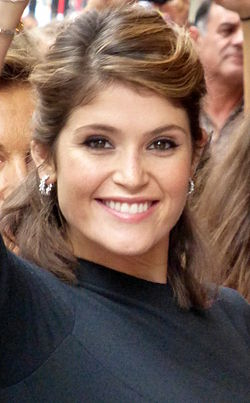 Gemma Arterton september 2014.