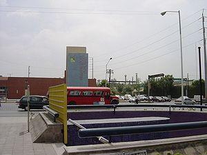 General Anaya (Monterrey Metro) - Image: General Anaya