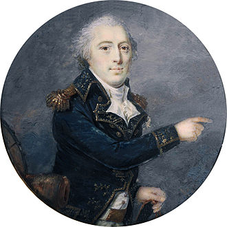Pierre Thouvenot - General Baron Thouvenot by Antoine-Claude Fleury