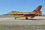 General Dynamics F-16AM 'FA-77' (30600747464).jpg