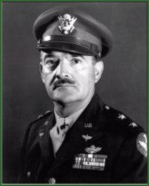 Frank O'Driscoll Hunter - Major General Frank O'Driscoll Hunter during World War II