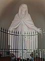 Genova-santuario ns del gazzo-statua madonna Antonio Brilla.jpg