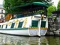 Gent – Ostflandern – Historischer Lastkahn - De Gentse Barge - panoramio.jpg