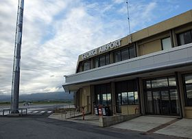 Aéroport de George
