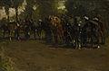 George Hendrik Breitner - Rustende cavalerie.jpg