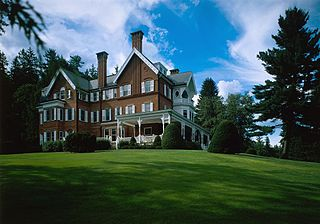 George Perkins Marsh Boyhood Home United States historic place