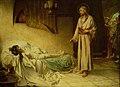 George Percy Jacomb-Hood - The Raising of Jairus' Daughter (1895).jpg