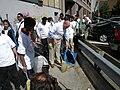 George Smitherman at clean up.JPG