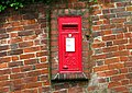 George VI Post Box - geograph.org.uk - 1308872.jpg