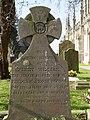 George gravestone St Mary's Tetbury. - geograph.org.uk - 1523082.jpg