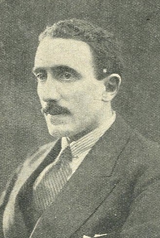 Gerald Ames - in 1919