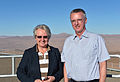German Federal Minister for Education and Research visits ESO's Paranal Observatory.jpg