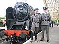 German officers in Ramsbottom - geograph.org.uk - 870322.jpg