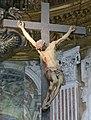 Giacomo antonio ponsonelli, crocifisso, fine XVII-inizio XVIII.JPG