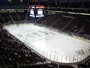 Giant Center - Image: Giant Center Bears Game