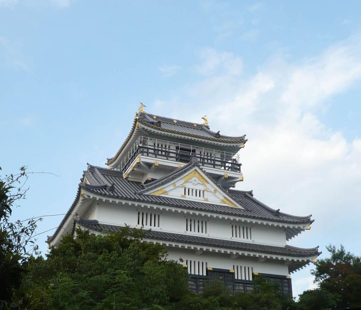 Gifu Castle - Wikipedia