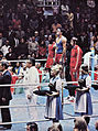 Gilberto Carrillo, Mate Parlov, Isaac Ikhouria, Janusz Gortat 1972.jpg