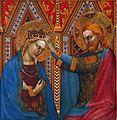 Giovanni da Milano - Coronación de la Virgen.JPG