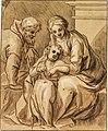 Giulio Cesare Amidano - Sacra famiglia (1610).jpg