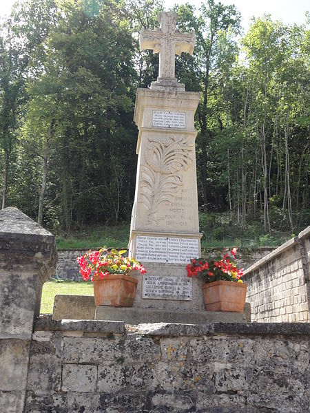 Givrauval (Meuse) monument aux morts